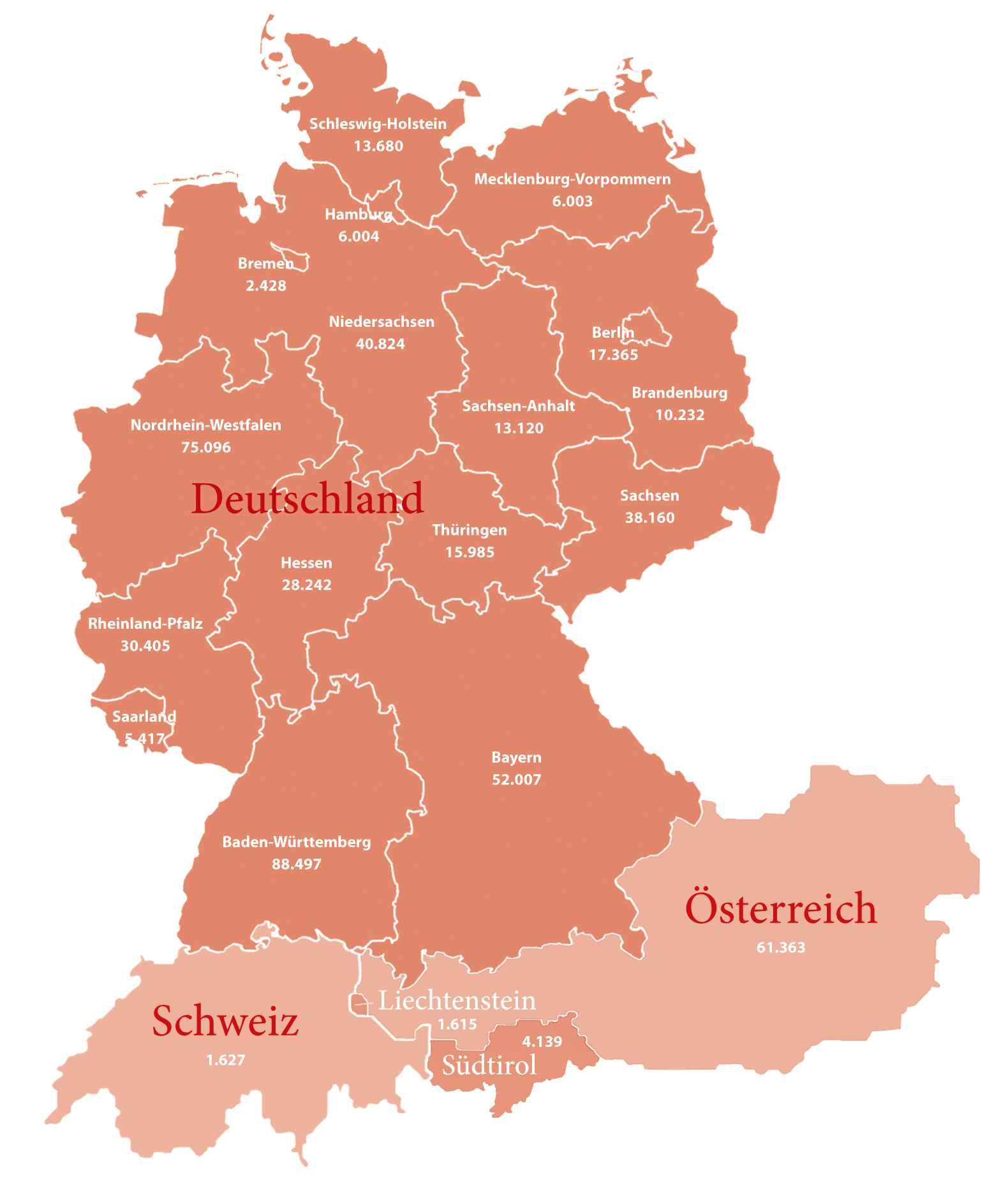 Bayern Und österreich