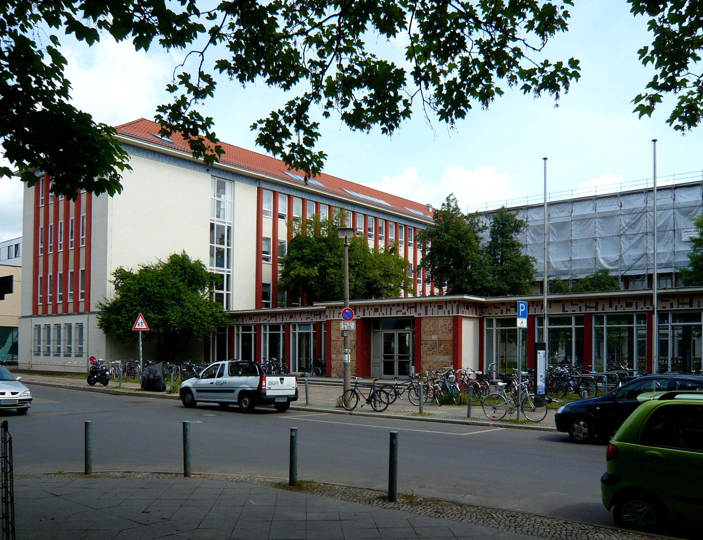 Kunsthochschule Weißensee | seinsart