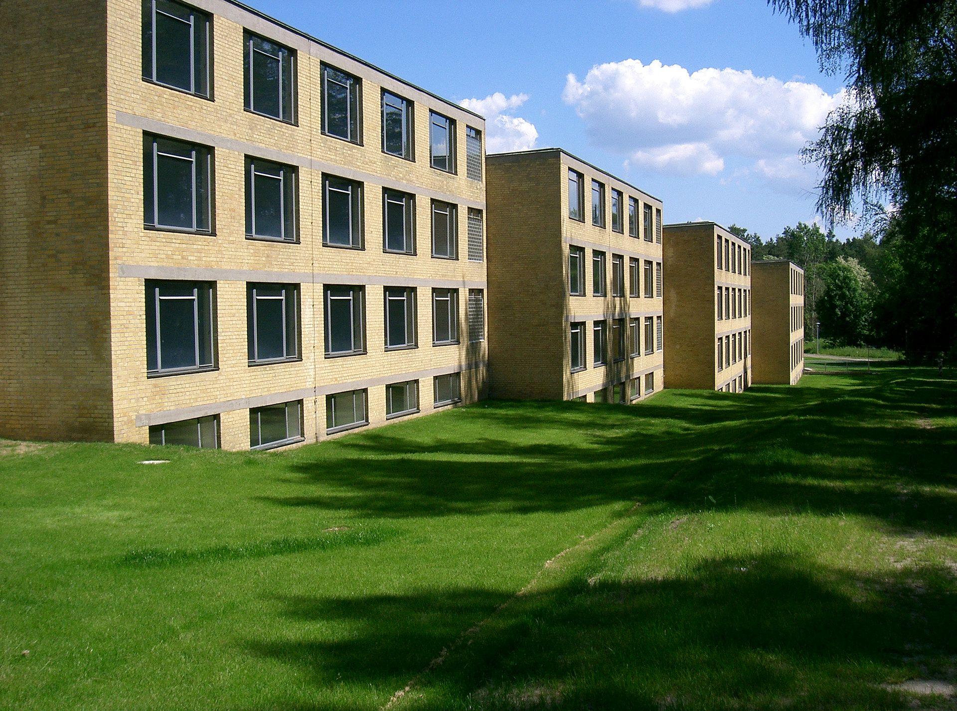 Bauhausdenkmal Bundesschule Bernau | seinsart