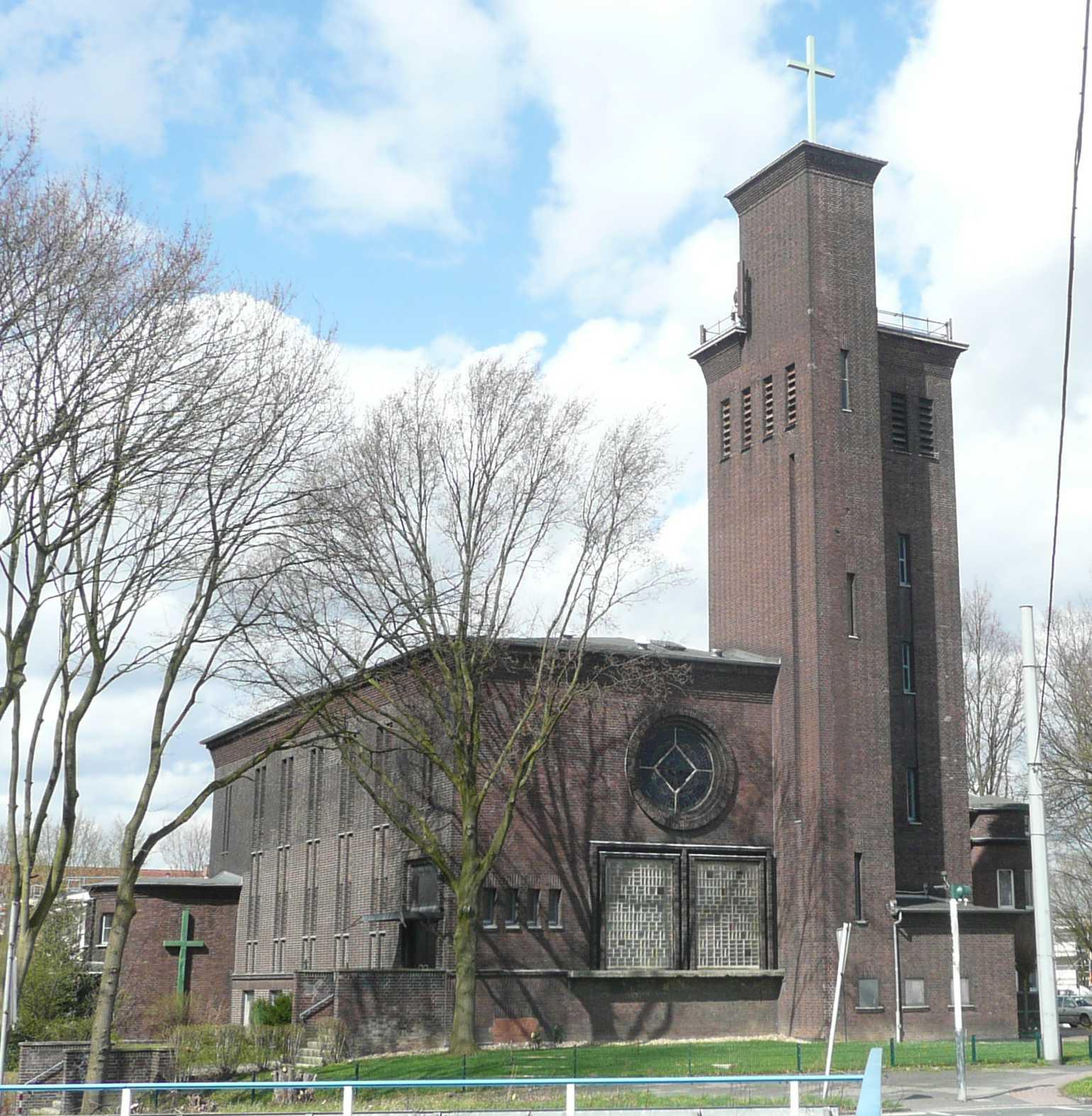 Epiphaniaskirche Bochum |seinsart