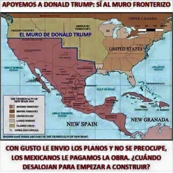 Mexiko vor der Mauer| seinsart