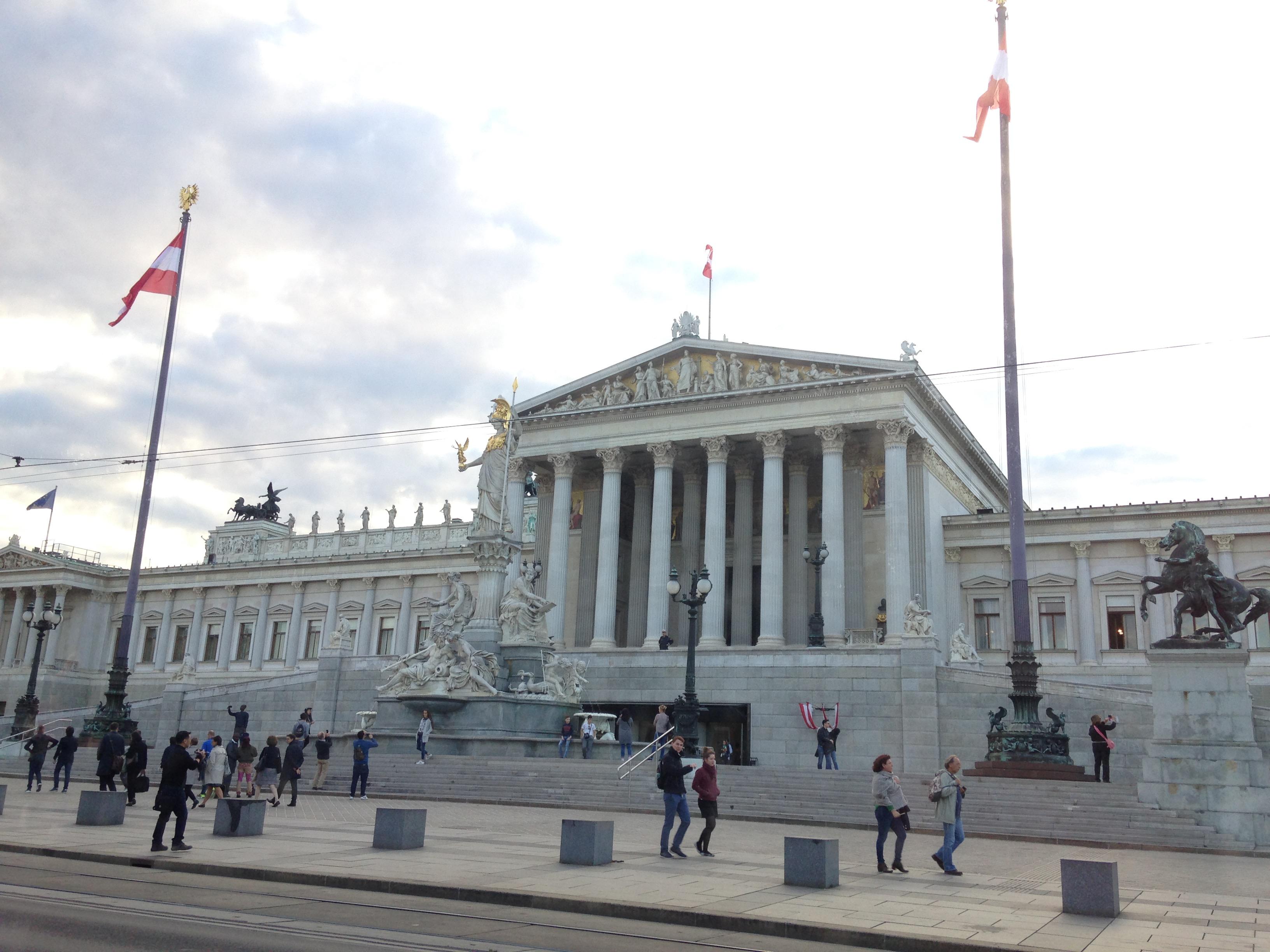 Parlament Wien | seinsart
