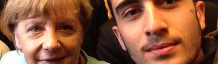 Ein Selfie mit der Kanzlerin | seinsart