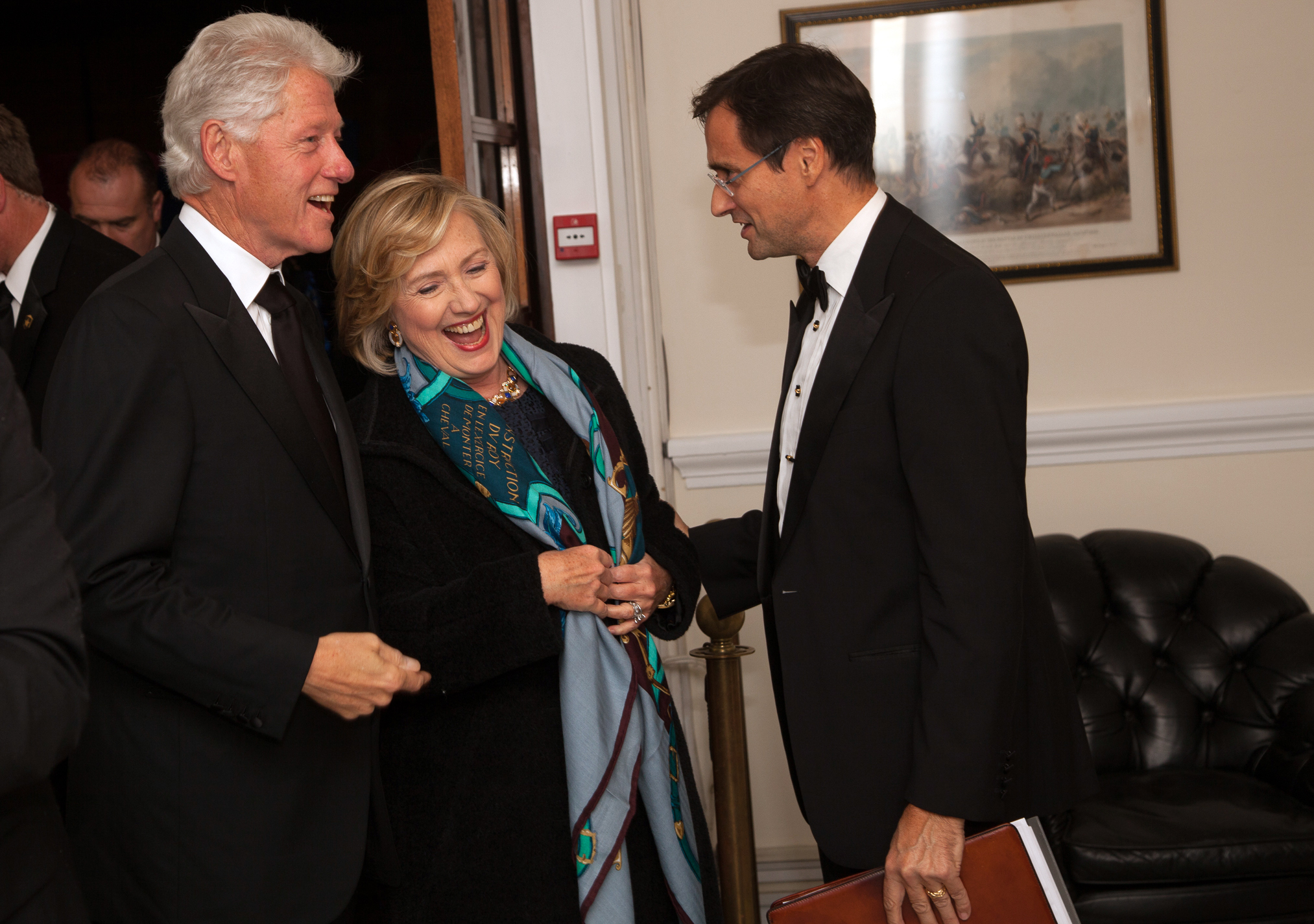hillary_rodham_clinton_and_bill_clinton_chatham_house_prize_2013_award_ceremony_10224270073